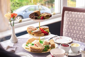 Buy Gin Afternoon Tea for Two at Manor Hotel Exmouth