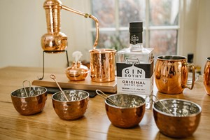 Buy Gin Tasting and Tour with a Sharing Board for Two at The Gin Bothy