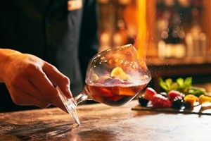 Silviu's Immersive Cocktail Masterclass For Two At The Rubens At The Palace