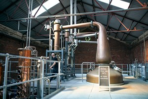 White Peak Distillery Tour and Tasting for Two