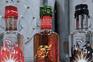 Buy Make Your Own Gin or Rum for One Person at The Spirit of Wales Distillery