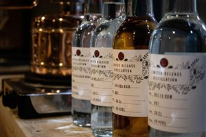 Buy Make Your Own Gin or Rum for Two People at The Spirit of Wales Distillery