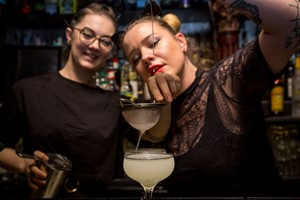 Cocktail Masterclass for Two at London Cocktail Club