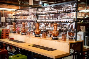 Buy Locksley Distilling Make Your Own Gin Experience for One