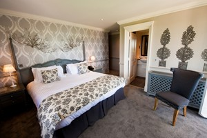 Overnight Spa Break With Treatment And Dinner For Two At Greenwoods Hotel And Spa