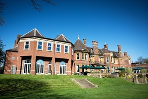 Overnight Break In A Four Poster Room With Spa Access For Two At Moor Hall Hotel And Spa