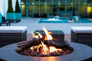 Deluxe Two Night Spa Break With 55 Minute Treatment And Dinner For Two At The Malvern Spa Hotel