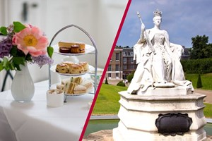 Kensington Palace Visit And Breakfast At The Pavilion For Two
