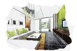 Online Interior Design Diploma Course For One