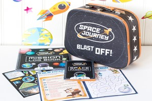 10 Month Kids Subscription To Space Journey For One
