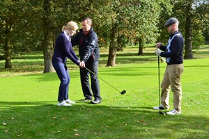 30 Minute Golf Lesson With A PGA Professional For Two