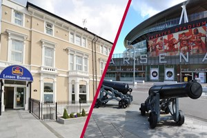 Arsenal Emirates Stadium Tour With Overnight Stay At Best Western Highbury For Two