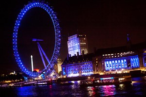 London Showboat Dining Cruise for Two on The Thames