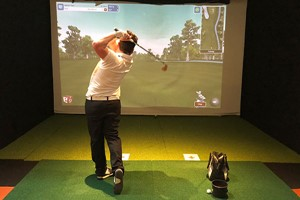 60 Minute Individual Golf Lesson For One At St Andrews Indoor Golf Centre