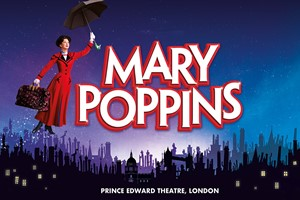 Theatre Tickets To Mary Poppins For Two