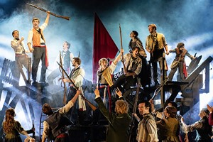 Gold Theatre Tickets To Les Miserables For Two