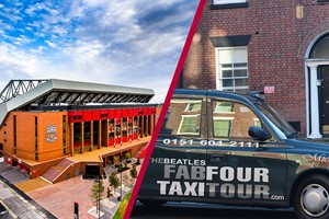 Liverpool Highlights Private Taxi Tour And Anfield Stadium Tour With Museum Entry For Two