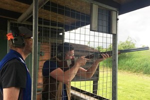 Click to view details and reviews for Clay Pigeon Shooting With 200 Clays For Four At Guns And Clays.