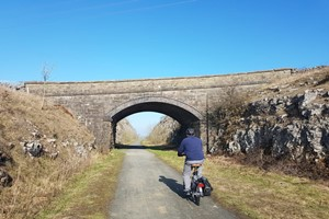 One Day Adult Bike Hire In Derbyshire For Two At The Bike Barn