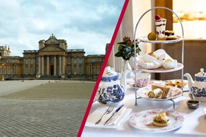 Entry To Blenheim Palace And Champagne Afternoon Tea For Two