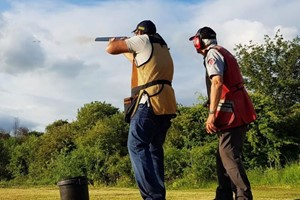 Clay And Airgun Shooting For Two At Lea Valley Shooting Association
