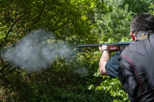 One Hour Airgun Shooting For Four At Lea Valley Shooting Association