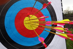 Target Archery Experience For Two At Battle Archery