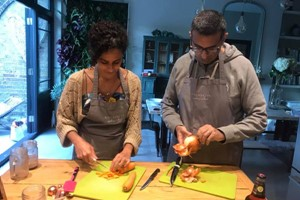 Day Cookery Class For One With KitchenJoy