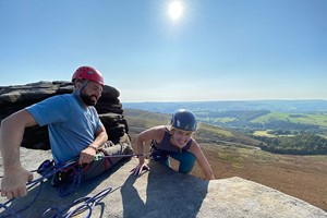 Two Day Beginners Rock Climbing Course For One