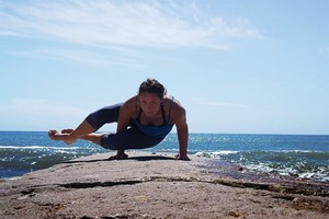 10 Outdoor Yoga Classes With BrightonYoga