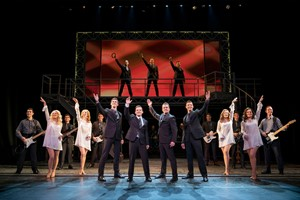 Theatre Tickets To Jersey Boys For Two