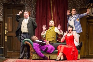 Theatre Tickets To The Play That Goes Wrong For Two