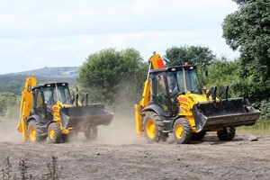 A Day At Diggerland For One