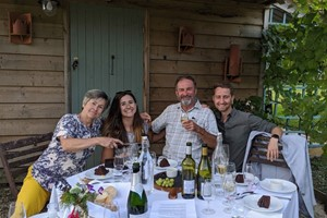 Signature Tour for Two at Bluestone Vineyards