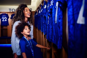 Classic Tour Of Chelsea FC Stamford Bridge Stadium For One Adult And One Child