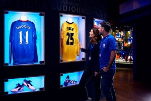 Classic Tour Of Chelsea FC Stamford Bridge Stadium For Two Adults