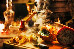 An Immersive Potion Making Cocktail Class For Four