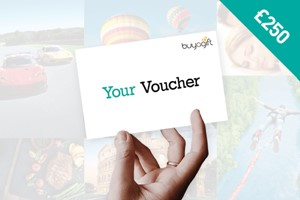 £250 Buyagift Money Voucher