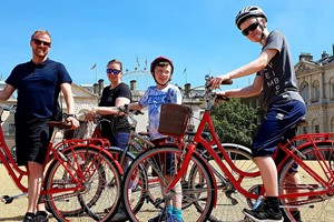 London Bike Tour For Four With Red Bike Tours