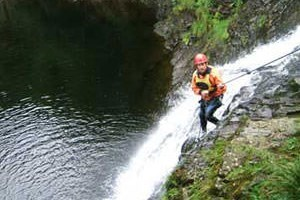 A Full Day's Gorge Walking in Gwynedd