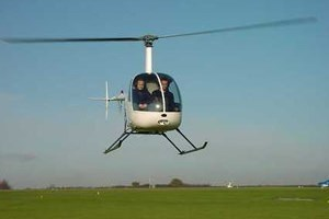 Helicopter Flying Lessons Buyagiftuk