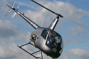 30 Minute Helicopter Flight in Leicestershire for One