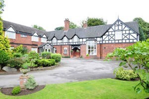 One Night Break with Dinner at Brook Chimney House Hotel