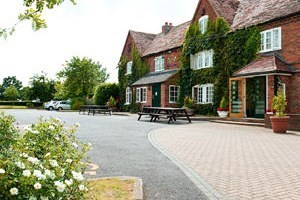One Night Break with Dinner at Brook Honiley Court Hotel