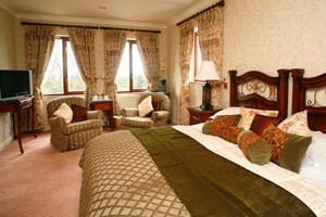 Two Night Hotel Break with Gourmet Meal at Ty'n Rhos Hotel