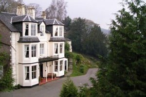 One Night Luxury Break at Abbots Brae Hotel