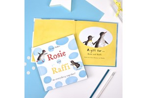We Do Everything Together Personalised Storybook
