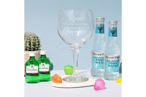 Buy Personalised Gin-fluence Gin Gift Set