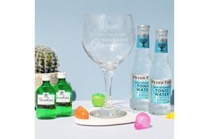 Buy Personalised Gin-fluence Gin Gift Set