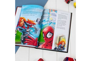 Personalised Spider Man Ultimate Collection Book